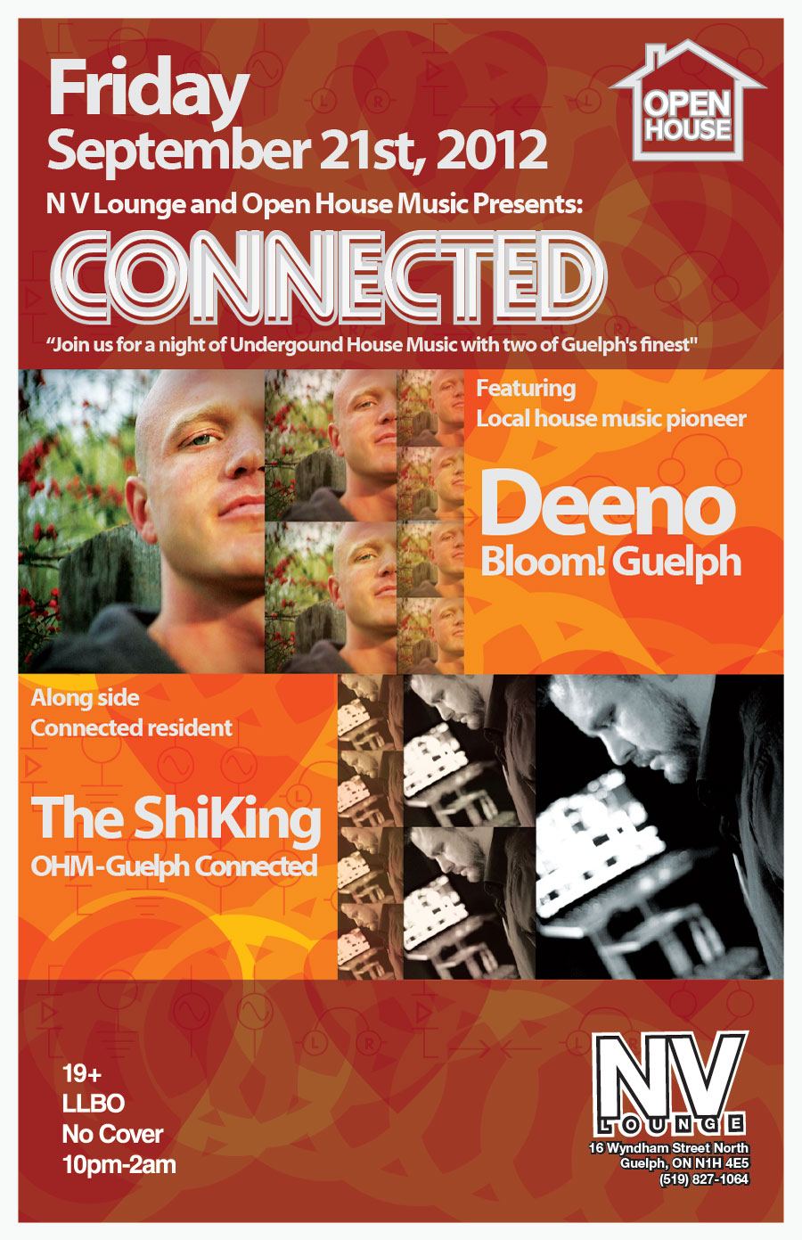 CONNECTED Friday's presents : DEENO